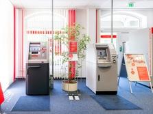 Sparkasse Geldautomat Freital Weißeritz-Park