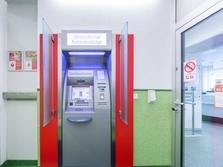 Sparkasse Geldautomat Freital Zauckerode
