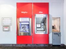 Sparkasse Geldautomat Heidenau Nord