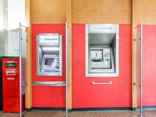 Sparkasse Geldautomat Hoyerswerda Lausitzhalle