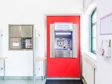 Sparkasse Geldautomat Klingenberg