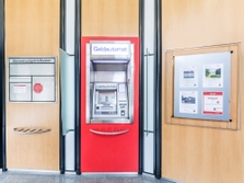 Sparkasse Geldautomat Lauta