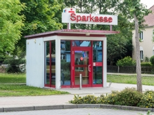 Sparkasse Geldautomat Radeberg Richard-Wagner-Straße