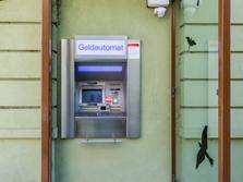 Sparkasse Geldautomat Struppen