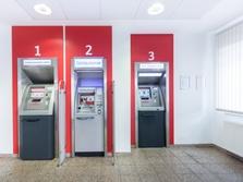 Sparkasse Geldautomat Wilsdruff