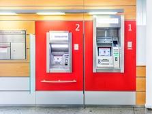 Sparkasse Geldautomat Wittichenau