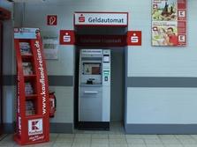 Sparkasse Geldautomat Lippstadt, Kaufland