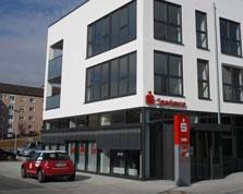 Sparkasse SB-Center Ehrenstein-Ost