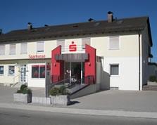 Sparkasse SB-Center Hörlkofen