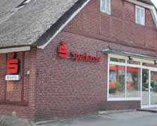 Sparkasse Geldautomat Egestorf