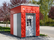 Sparkasse Geldautomat Orsingen