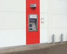 Sparkasse Geldautomat Geldautomat dodenhof neben Aldi