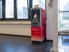 Sparkasse Geldautomat Kreisverwaltungsreferat