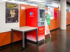 Sparkasse Geldautomat KFZ-Zulassungsstelle