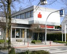 Sparkasse Geldautomat Augustdorf