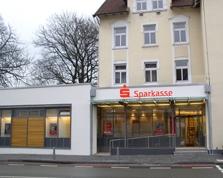 Sparkasse Geldautomat Hiddesen