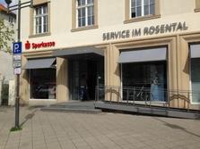 Sparkasse Geldautomat SB Rosental - Detmold