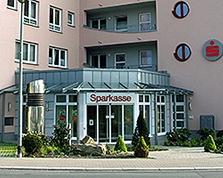 Sparkasse Geldautomat Holthausen