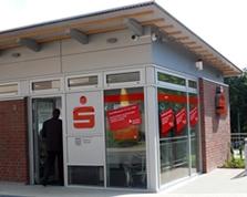 Sparkasse Geldautomat Rauendahl