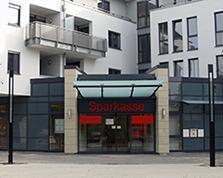 Sparkasse Geldautomat Südstadt