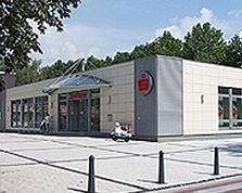 Sparkasse Geldautomat Welper