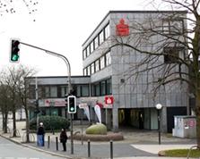 Sparkasse SB-Center im Immobilien-, Bauspar- und VersicherungsCenter