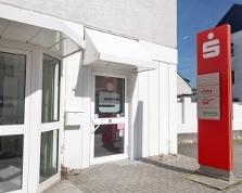 Sparkasse Geldautomat Bürrig