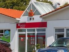 Sparkasse Geldautomat SB Klingenthaler Straße