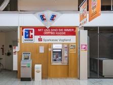 Sparkasse Geldautomat SB Stelle Globus Center