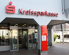 Sparkasse Filiale Rottenburg Eugen-Bolz-Platz
