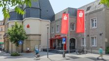 Sparkasse Geldautomat Hauptstelle Wetter