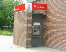 Sparkasse Geldautomat Flensburg Netto-Markt