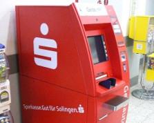 Sparkasse Geldautomat Kaufland Aufderhöhe