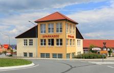 Sparkasse Geldautomat Olbersdorf