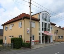 Sparkasse Geldautomat Leutersdorf