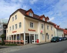 Sparkasse Geldautomat Herrnhut