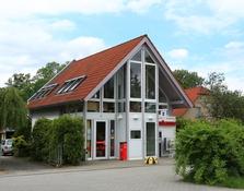 Sparkasse Geldautomat Mücka
