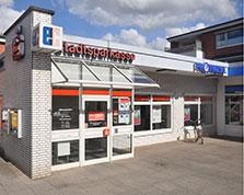 Sparkasse Geldautomat SB-Filiale Moorweg