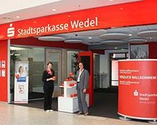 Sparkasse Geldautomat Rissener Straße