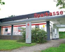 Sparkasse Geldautomat Mansbach
