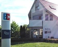 Sparkasse Geldautomat Gaußig