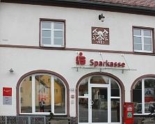 Sparkasse Geldautomat Malschwitz
