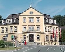 Sparkasse Geldautomat Schirgiswalde