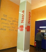 Sparkasse Geldautomat Wiesbaden, Luisenforum