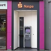 Sparkasse Geldautomat Sulzbach, Main-Taunus-Zentrum