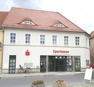 Sparkasse Geldautomat Ortrand