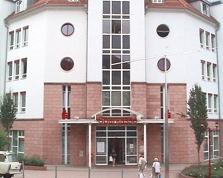 Sparkasse Geldautomat Hohenstein-Ernstthal