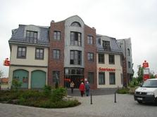 Sparkasse Geldautomat Ahrensfelde - SB Bereich