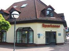 Sparkasse Geldautomat Basdorf - SB Bereich