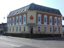 Sparkasse Geldautomat Finow - SB Bereich